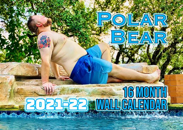 Polar Bear Calendar 2021-2022